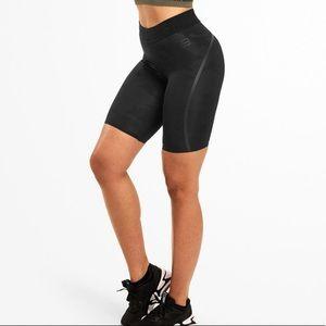 Black Camo Chelsea Shorts (NWT)